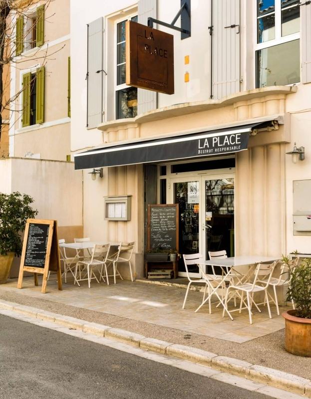 La place bistrot responsable - Restaurant Puyloubier